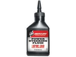 Picture of Mercury Synthetic Power Steering Fluid SAE 0W-30