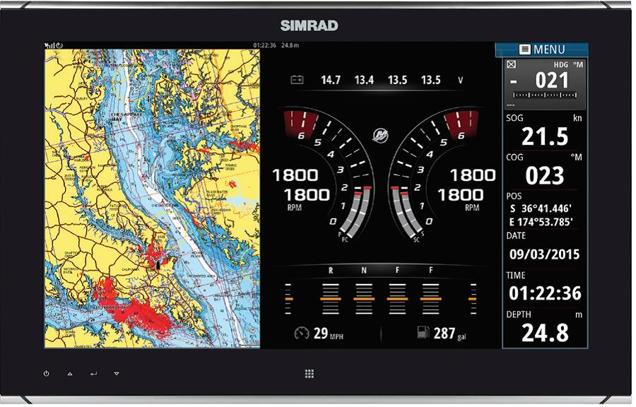 Link to Simrad
