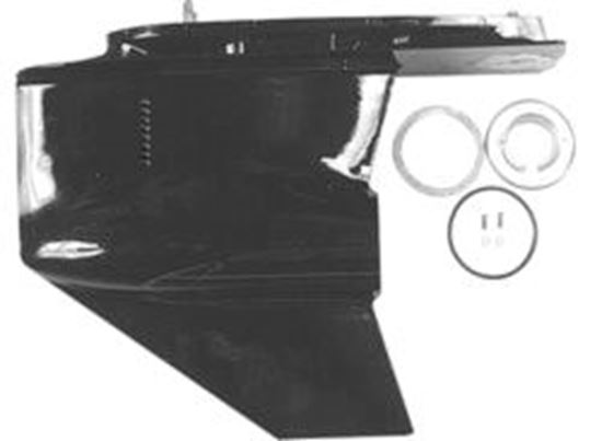 Bravo one lower gear case for sale