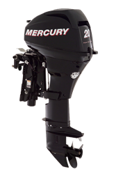 Picture of 20ELH Mercury 4 stroke