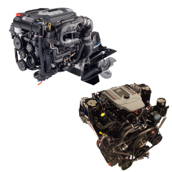 Picture for category Sterndrive Engines