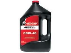 Picture of Mercury Diesel Engine Oil 15W40