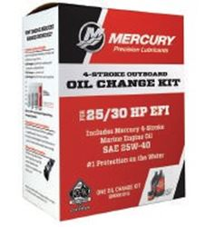Picture of Mercury-Mercruiser 8M0081915 OIL CHANG KT