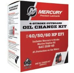 Picture of Mercury-Mercruiser 8M0081916 OIL CHANG KT