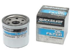 Picture of Mercury 35-822626Q03 Oil Filter Assembly