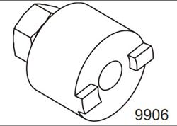 Picture of Mercury-Mercruiser 91-31107T REMOVAL/INSTALL TOOL Shift