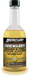 Mercury Quickleen engine & fuel system cleaner