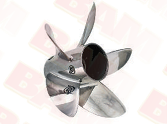 Mercury Racing 48-8M0118015 MAX 5 15 X 33.5 LH Lab Finished propeller