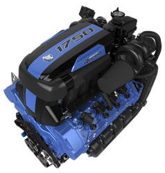 Mercury Racing 1750 Competition sterndrive engine