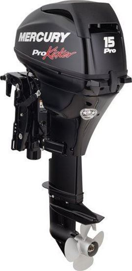 small outboard 15 HP Mercury ProKicker Fourstroke outboard engine for sale