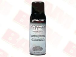 Mercury 92-858081K03 Storage Seal Rust Inhibitor