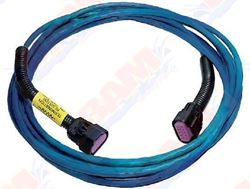 Mercury-Mercruiser 84-879981T25 SmartCraft CAN Data Harness 10 Pin 25 Ft. Blue