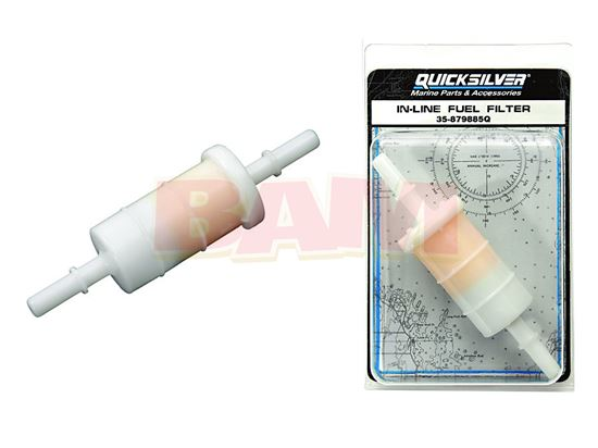 Mercury-Outboard 35-879885Q Fuel Filter In-Line
