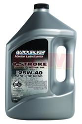 Picture of Mercury-Mercruiser 92-8M0078623 4-CYCLE OIL, SYN QS, Gallon