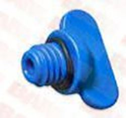 Mercury-Mercruiser 22-806608A02  8M0119211 PLUG ASSEMBLY, (.500-13) Blue