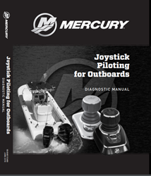 Picture of Mercury Marine 90-8M0110489 Service Manual Joystick Piloting for Outboards