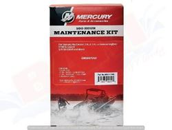 100 Hour Mercury-Mercruiser  Service Kit 8M0147048  2.5L & 3.0L Carbureted engine
