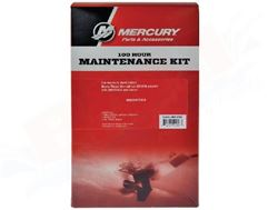 Mercury-Mercruiser 8M0147058 100 HR Service Maintenance Kit Bravo 3