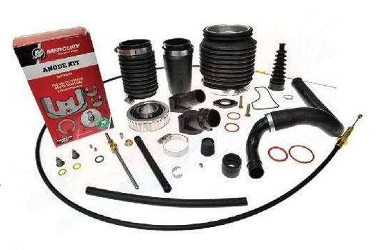 Mercury-Mercruiser 8M0147076 300 HR Service Maintenance Kit Bravo 3